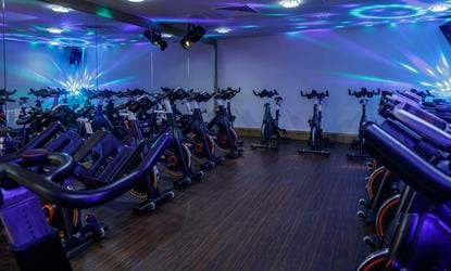 health club spin doubletree by hilton the westerwood