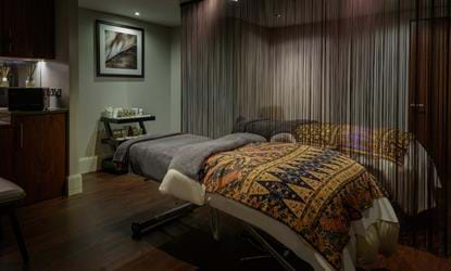 spa bed doubletree by hilton the westerwood